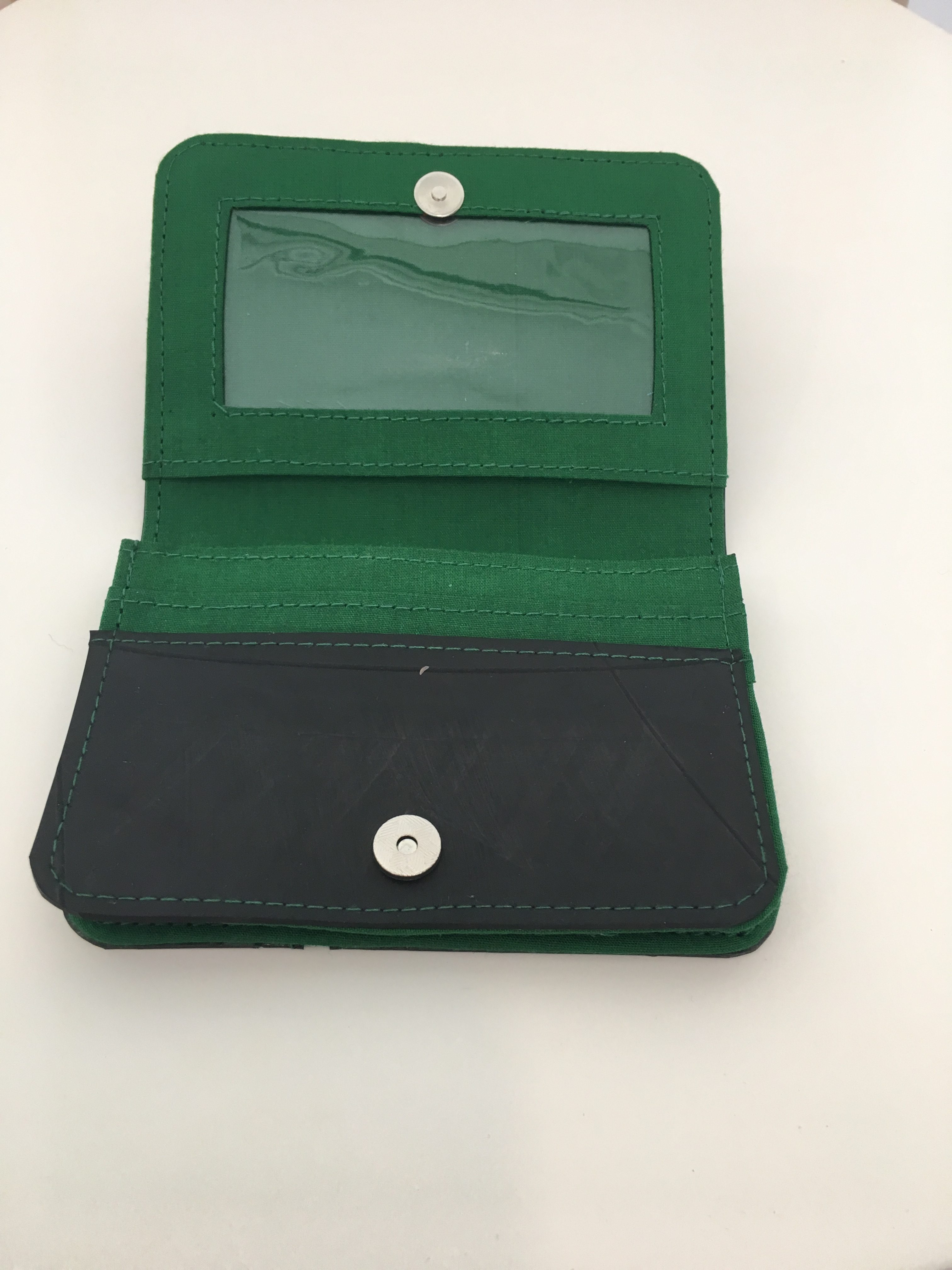 Recycled Tyre Card Holder made in Cambodia Fair Trade ...
